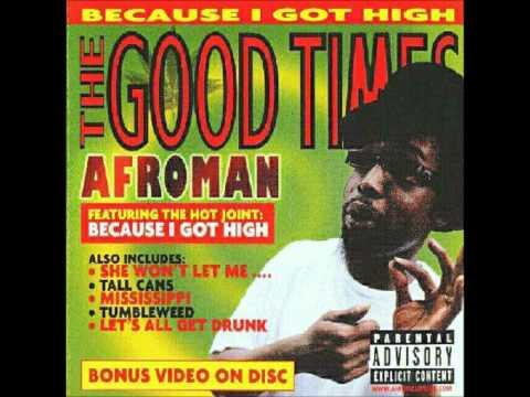 Afroman-Crazy Rap(colt 45)