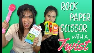 Episode 3: Rock-Paper-Scissor with a Twist #SisterGoals #Funny