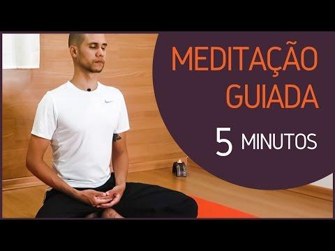 Assista: Meditação Guiada 5 minutos