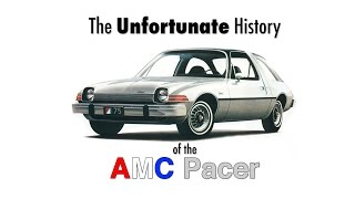 The Unfortunate History of the AMC Pacer - Documentary Film thumbnail