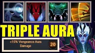The Aura Show And Omnislash | Dota 2 Ability Draft