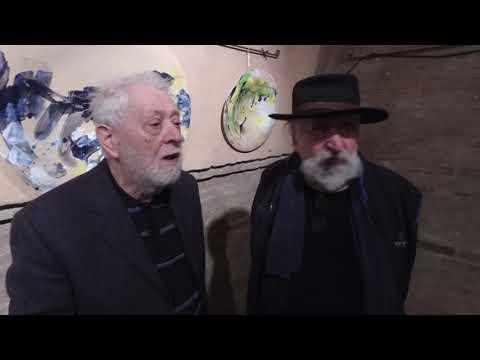Gianfranco Morini Mostra Collettiva Macerata