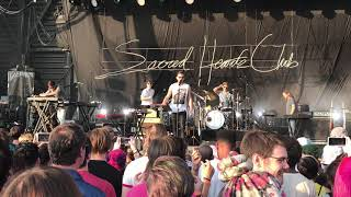 Foster the People - Pay the Man, Simpsonville, SC June 14, 2018