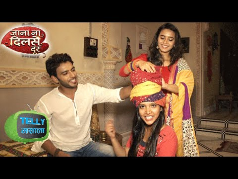Jana Na Dil Se Door Star Cast Performs A Funny Task | Star Plus | Interview
