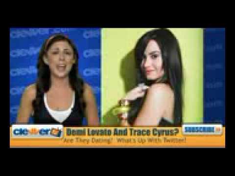 Trace Cyrus And Demi Lovato