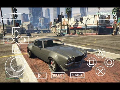 [76 MB] DOWNLOAD GTA 5 IN ANDROID FOR FREE | PPSSPP EMULATOR DOWNLOAD IN 2019