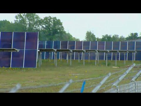 Solar power bill heads to Governor DeWine's desk