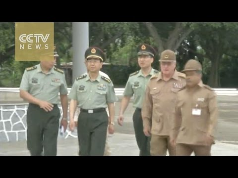 Top Chinese general begins key Cuba visit