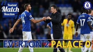 Download Video Everton 2-0 Crystal Palace   Tosun Seals Blues Win   Match Reaction MP3 3GP MP4