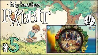 "MY BROTHER RABBIT #5 - ""Głowa Renifera, burza i ocean"""