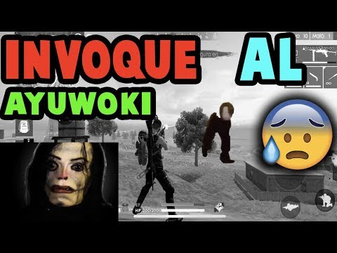 *NUEVO* Como INVOCAR Al Ayuwoki / FREE FIRE *Termina Mal* 😱