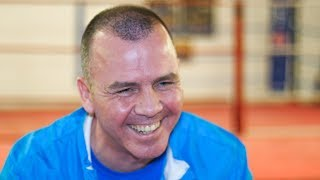 MUST-SEE INTERVIEW: One of the best UK boxing trainers, Paul Stevenson