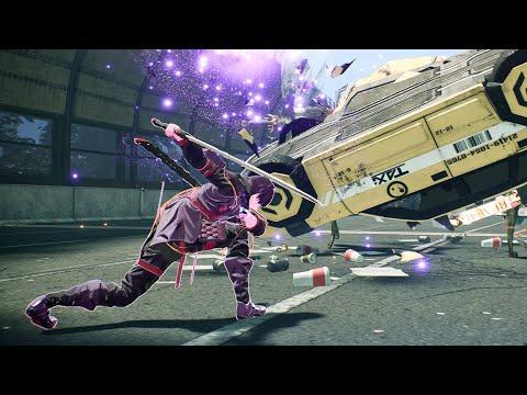 Gameplay Scarlet Nexus Deluxe Edition + Links Directos |