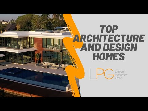 Tour the Hottest Homes - Stunning Architecture & Interior Design Awaits