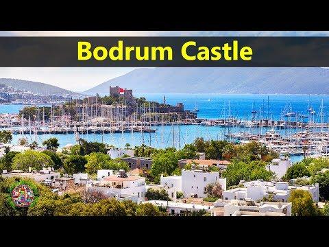 Best Tourist Attractions Places To Travel In Turkey | Bodrum Castle Destination Spot
