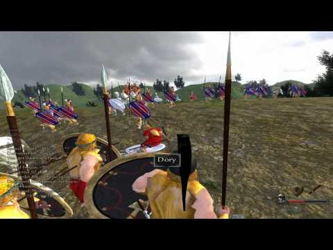 Thumbnail: Mount and Blade:Warband-The Peloponnesian War.Spartan invasion in Samnite Federation | ᴴᴰ