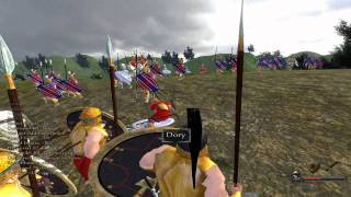Repeat youtube video Mount and Blade:Warband-The Peloponnesian War.Spartan invasion in Samnite Federation | ᴴᴰ