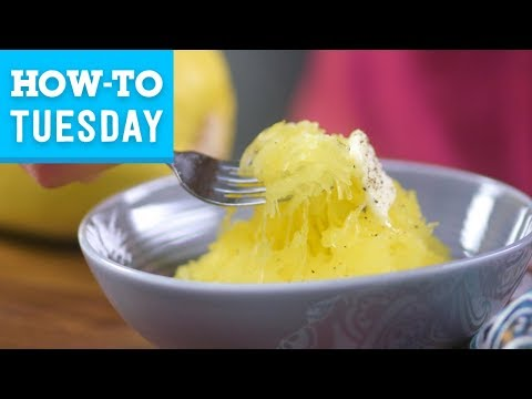 How to Cook Spaghetti Squash Like a Pro | Food Network