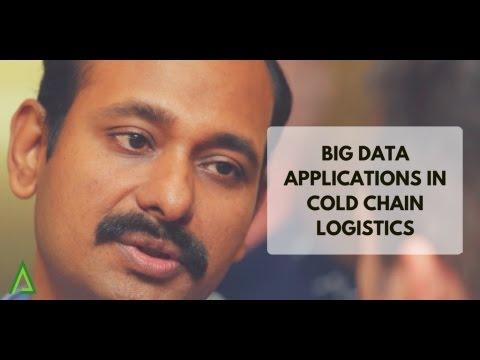 Big data applications in cold chain logistics