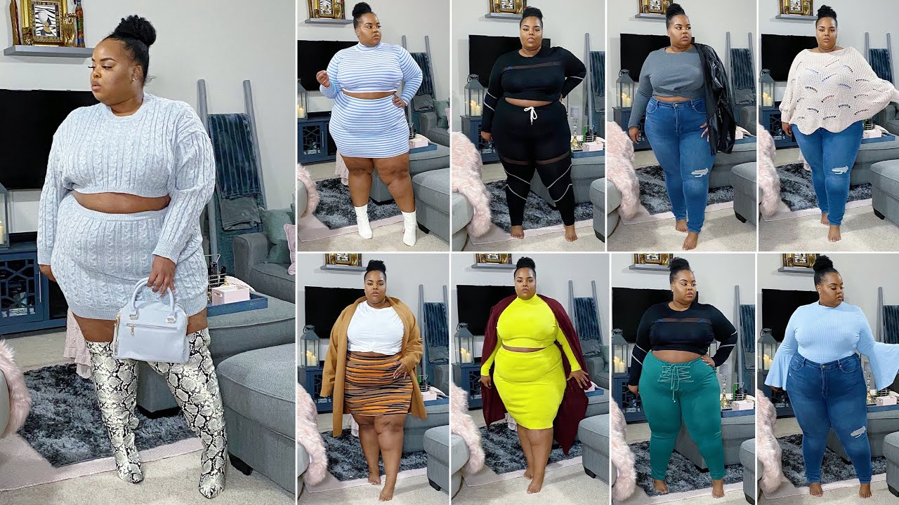 From $8 TO $24! | BEST SheIN Plus Size (Curve) Try-On Haul!