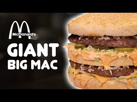 GIANT BIG MAC