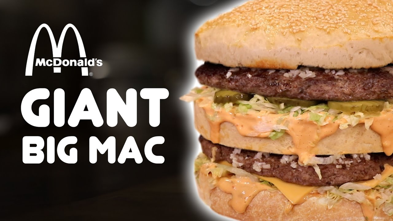 1 big mac - photo #11