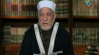 عمر هاشم يوضح 3 صفات تميز بها أنس بن مالك.. فيديو