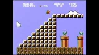 Repeat youtube video Super Mario Bros. Speed Run - 4:58.89