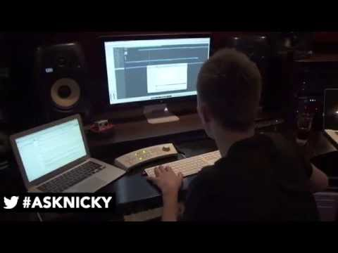 Protocol LIVE: Studio Session with Nicky Romero #01