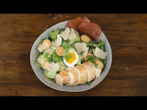 la-recette-:-la-salade-césar