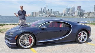 Here's Why the Bugatti Chiron Is Worth $3 Million