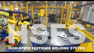 CenterLine High-Speed Fastener Welding System