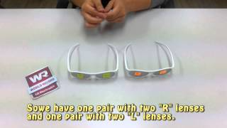 Baixar How to Make Dual Play Glasses - LG 3D TV