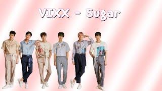 Gambar cover [中字] VIXX - Sugar  (附空耳)