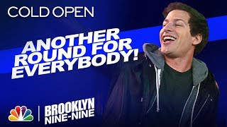 Cold Open: Jake Got Fired from NYPD - Brooklyn Nine-Nine (Episode Highlight)