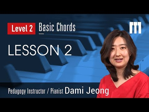 [Piano Tutorial] Basic Chords Lesson 2: New World Symphony, 2nd movement