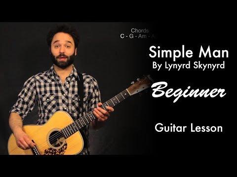 Simple Man by Lynyrd Skynyrd Tutorial