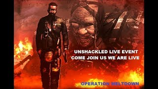 War Commander Unshackled Operation: Meltdown