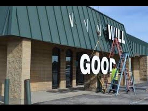 Goodwill/Half Price Hunt Ep.113 Operation G