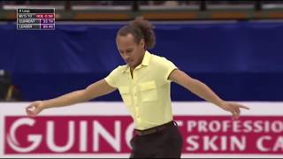13 CAN Elladj BALDE - 2018 Four Continents - Mens FS
