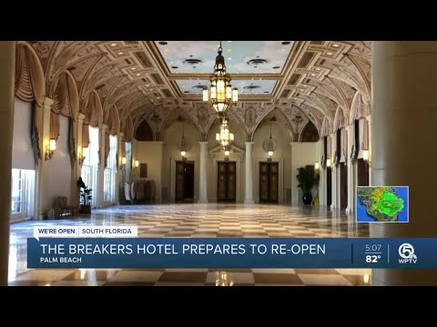 The Breakers On Palm Beach Ready To Reopen Friday