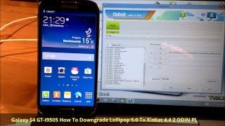 How to Downgrade the Galaxy S4 from Lollipop to KitKat Android POLISH
