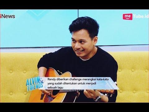 Download Rendy Pandugo Jago Ngarang Lagu Romantis Secara Spontan Part 01 - Alvin & Friends 09/10 Mp4 baru