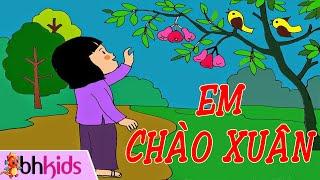 Em Chào Xuân - Nhạc Tết Thiếu Nhi [Official HD]
