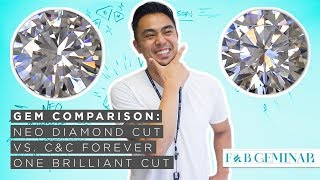 NEO Diamond Cut v. C&C Forever One Brilliant Cut Moissanite