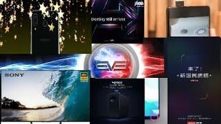 Tech news #13 Xiaomi Projector, Sony HDR TV, Samsung A9 & A9 star, Lenovo Z5, Vivo apex,
