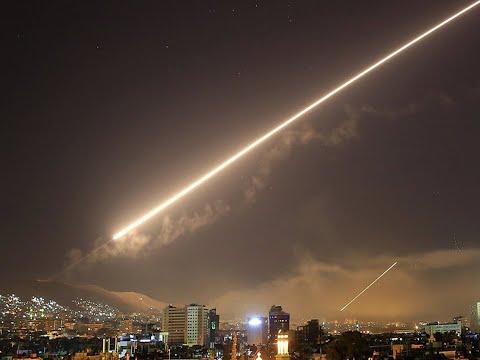 Сирия передала России две неразорвавшиеся в ходе удара США крылатые ракеты