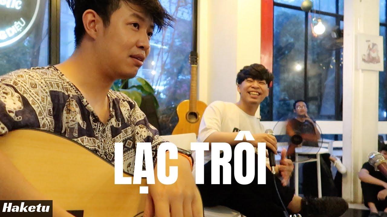 LẠC TRÔI (Sơn Tùng MTP) Beatbox & Guitar (Haketu Offline ở Vinh)