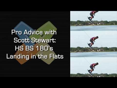 Pro Advice With Scott Stewart HS BS 180s Landing In The Flats