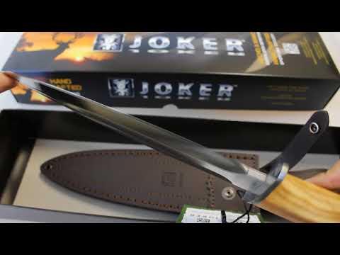 Joker Colmillo Pig Sticker Hunting Knife